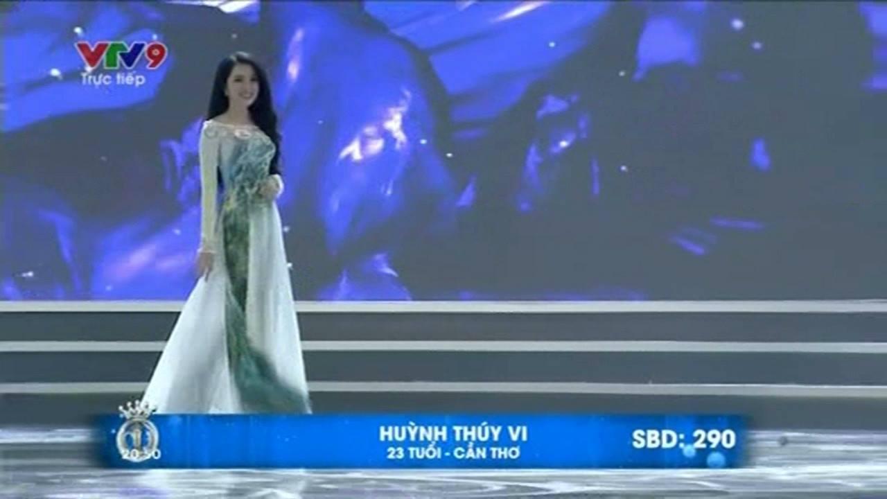 Nhan sắc Hà Nội đăng quang Hoa hậu Việt Nam 2016 - 43