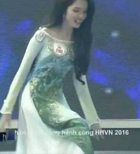 Nhan sắc Hà Nội đăng quang Hoa hậu Việt Nam 2016 - 42