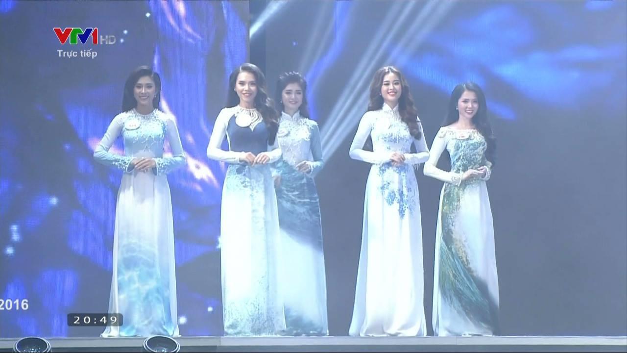 Nhan sắc Hà Nội đăng quang Hoa hậu Việt Nam 2016 - 36