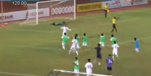 """U19 Việt Nam - U18 C. Sapporo: """"Đấu súng"""" cho cúp vô địch - 1"""