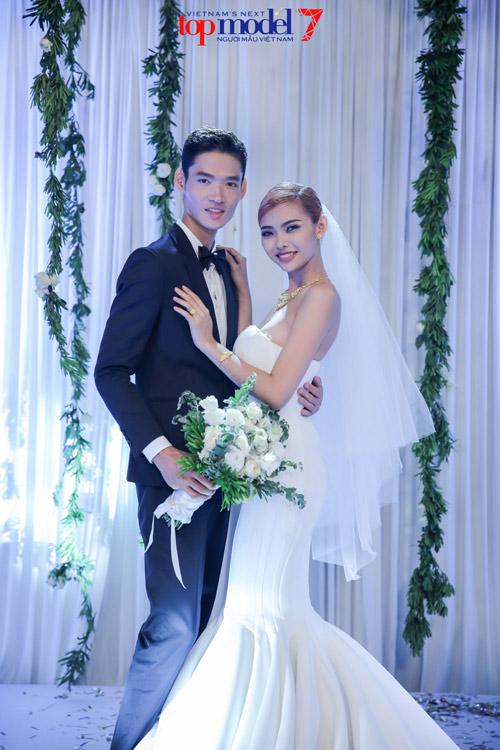 Cặp đôi đẹp của Next Top vừa thân thiết đã bị chia xa - 9