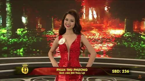 Nhan sắc Hà Nội đăng quang Hoa hậu Việt Nam 2016 - 11