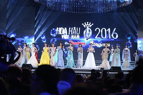 Nhan sắc Hà Nội đăng quang Hoa hậu Việt Nam 2016 - 21