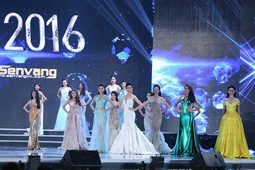 Nhan sắc Hà Nội đăng quang Hoa hậu Việt Nam 2016 - 20