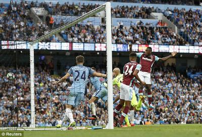 Chi tiết Man City - West Ham: Sterling hoàn tất cú đúp (KT) - 7