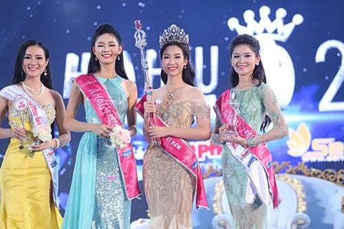 Nhan sắc Hà Nội đăng quang Hoa hậu Việt Nam 2016 - 2