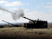 Máy bay, súng đại bác Thổ Nhĩ Kỳ nhắm bắn Syria