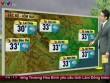 Dự báo thời tiết VTV 28/8: Cả nước mưa dông
