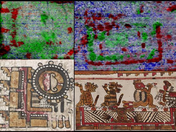 Phát hiện hình vẽ kỳ bí trong sách cổ 500 tuổi - 2