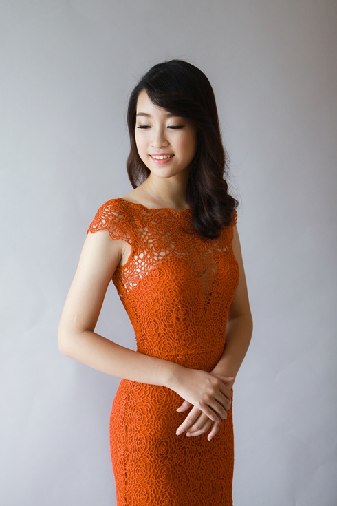 Hé lộ ảnh đời thường của tân hoa hậu Đỗ Mỹ Linh - 7