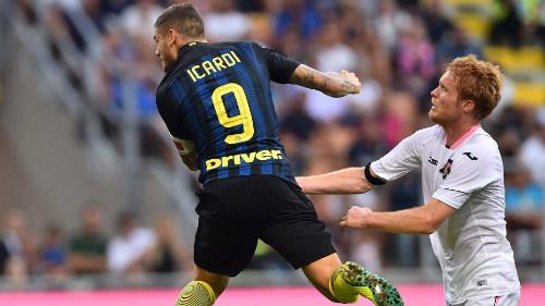 Inter Milan - Palermo: Nối dài thất vọng - 1