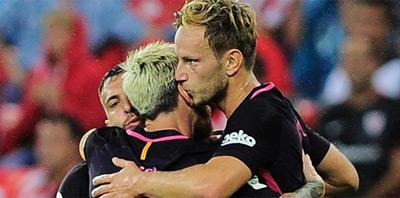 Chi tiết Bilbao – Barca: Cú đánh đầu 3 điểm (KT) - 4