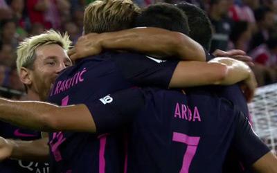 Chi tiết Bilbao – Barca: Cú đánh đầu 3 điểm (KT) - 5