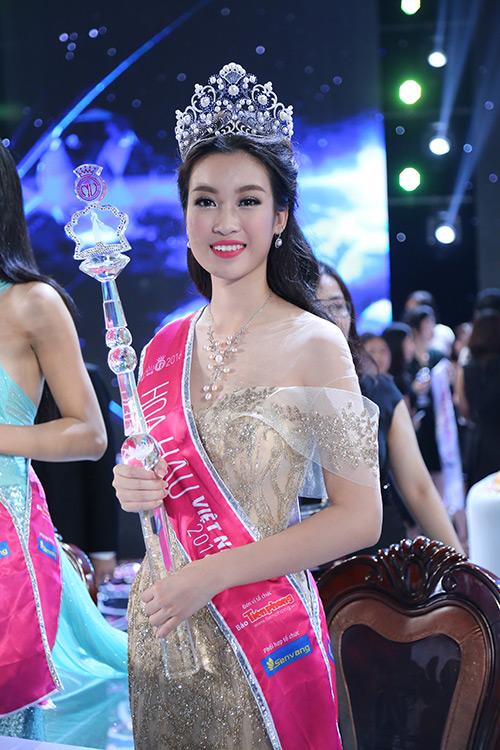 Chân dung tân hoa hậu Việt Nam Đỗ Mỹ Linh - 1