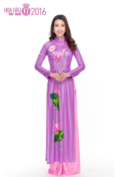 Chân dung tân hoa hậu Việt Nam Đỗ Mỹ Linh - 5