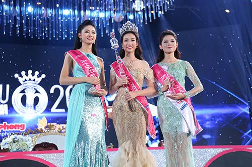 Chân dung tân hoa hậu Việt Nam Đỗ Mỹ Linh - 2