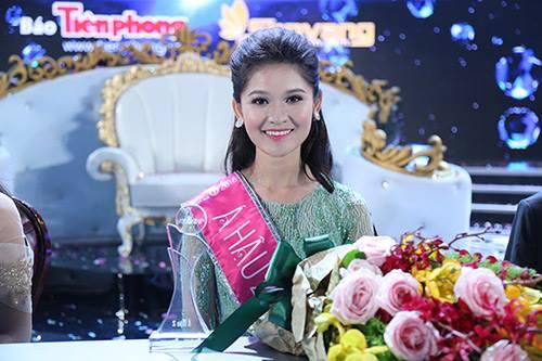 Tân Hoa hậu VN không bận tâm vì bị so sánh với 2 á hậu - 5