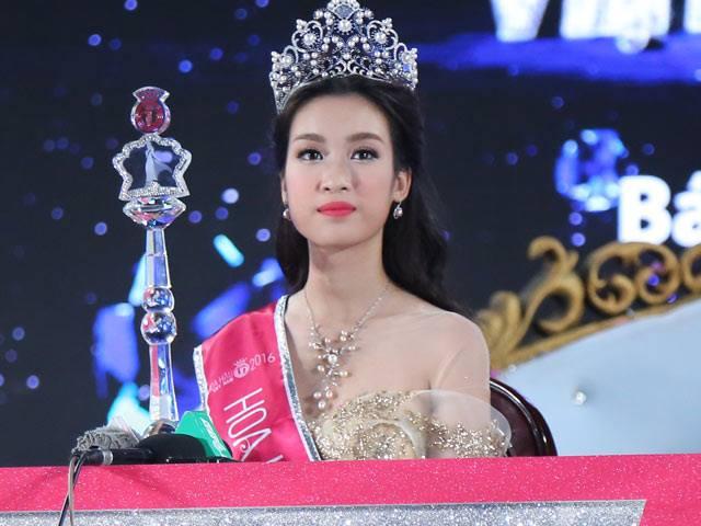 Nhan sắc Hà Nội đăng quang Hoa hậu Việt Nam 2016 - 1