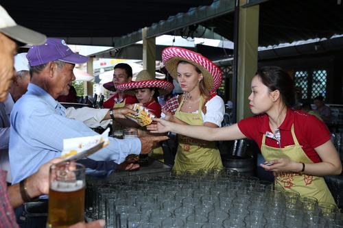 Say men Bà Nà Hills trong lễ hội bia B'estival - 4