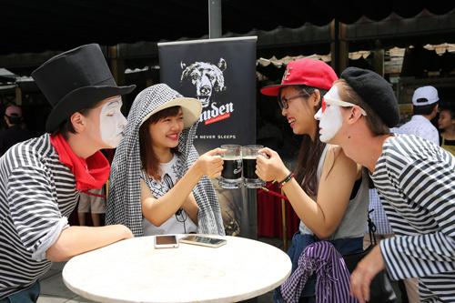 Say men Bà Nà Hills trong lễ hội bia B'estival - 5