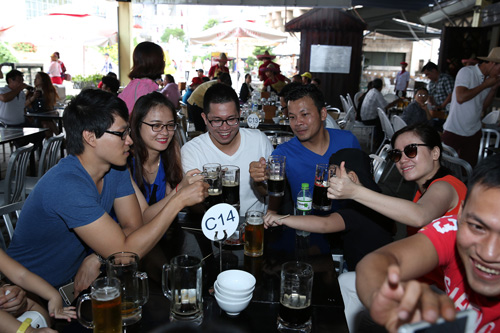 Say men Bà Nà Hills trong lễ hội bia B'estival - 6