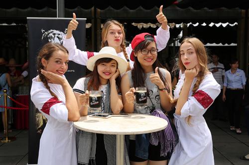 Say men Bà Nà Hills trong lễ hội bia B'estival - 7