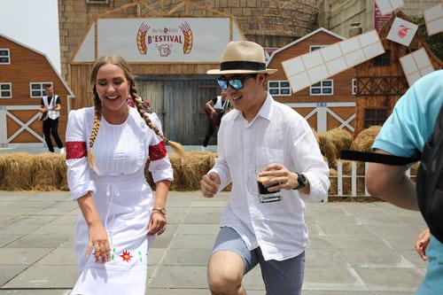 Say men Bà Nà Hills trong lễ hội bia B'estival - 10