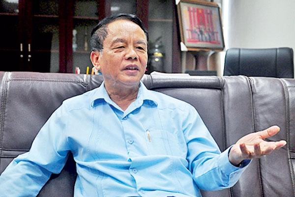 Thượng tướng Võ Trọng Việt nói về quản lý súng sau vụ Yên Bái - 1