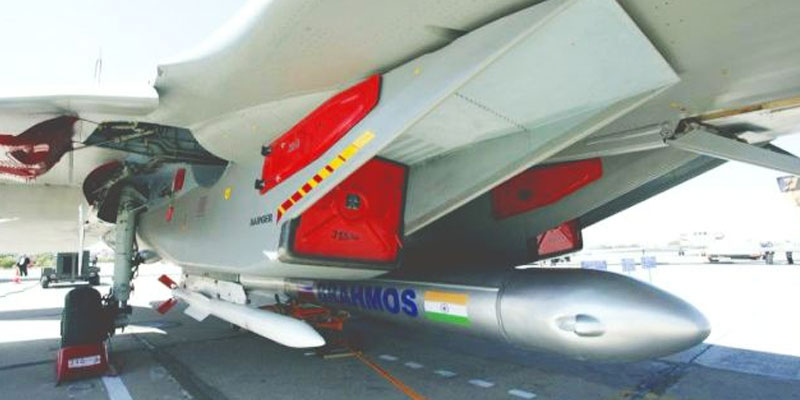 Tên lửa BrahMos của Ấn Độ đủ sức răn đe Trung Quốc - 2
