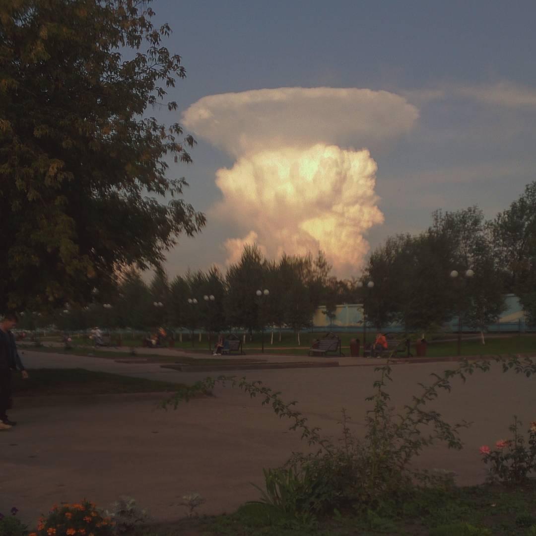Đây là đám mây hay một vụ nổ hạt nhân? - 4