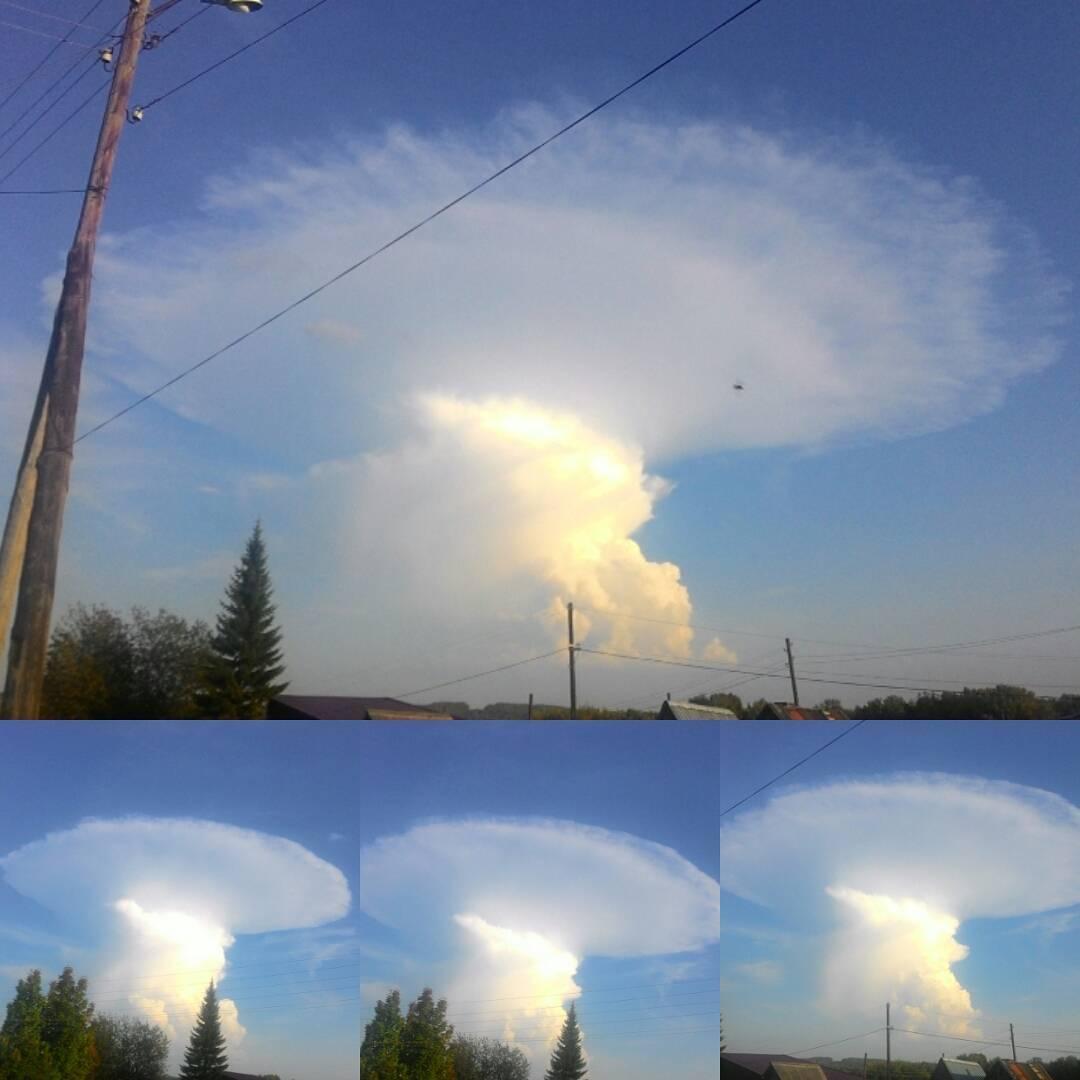 Đây là đám mây hay một vụ nổ hạt nhân? - 5