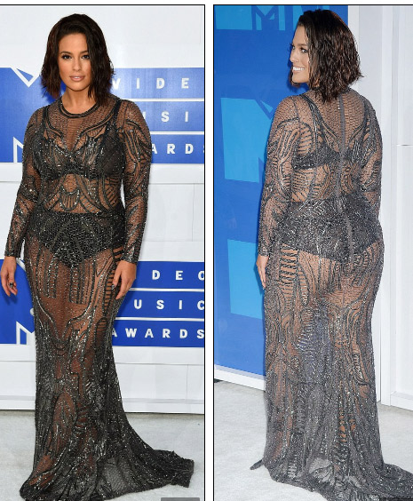 Beyonce nổi nhất thảm đỏ VMA với váy mỏng như sương - 20