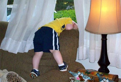 Giấc ngủ không quy củ vẫn siêu dễ thương của con trẻ - 11