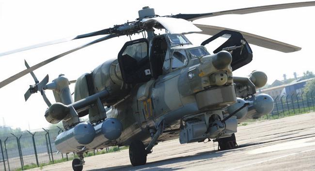 """Nga ra mắt trực thăng """"không thể bị tiêu diệt"""" - 3"""