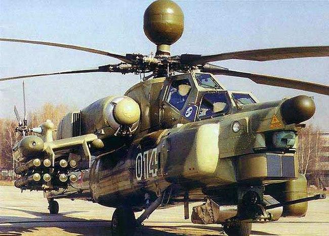 """Nga ra mắt trực thăng """"không thể bị tiêu diệt"""" - 4"""