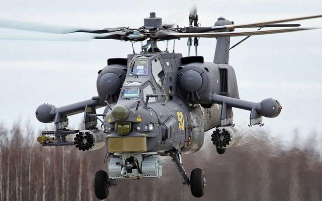 """Nga ra mắt trực thăng """"không thể bị tiêu diệt"""" - 1"""