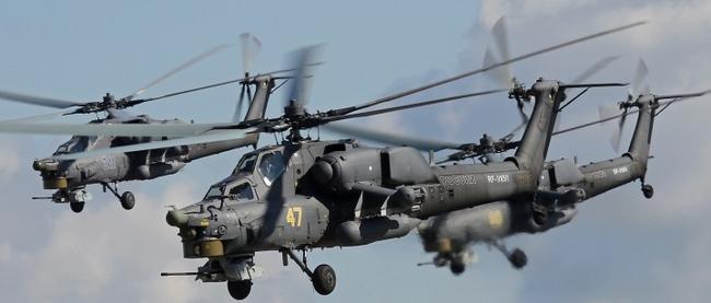 """Nga ra mắt trực thăng """"không thể bị tiêu diệt"""" - 2"""
