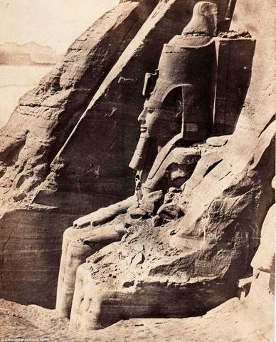 Loạt ảnh đầu tiên thế giới chụp Ai Cập cách đây 170 năm - 2