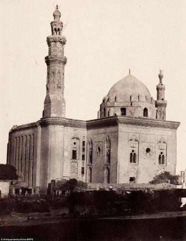 Loạt ảnh đầu tiên thế giới chụp Ai Cập cách đây 170 năm - 6