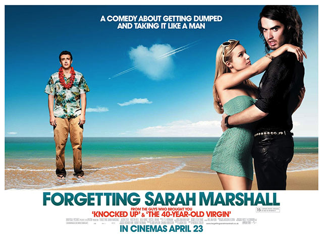 Trailer phim: Forgetting Sarah Marshall - 1