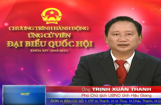 Ông Trịnh Xuân Thanh giờ đang ở đâu? - 1
