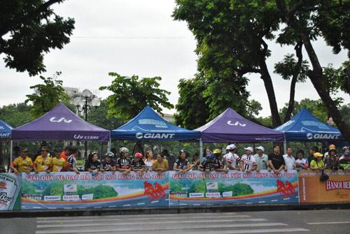 GIANT Việt Nam tài trợ giải đua xe đạp mở rộng 2016 - 1