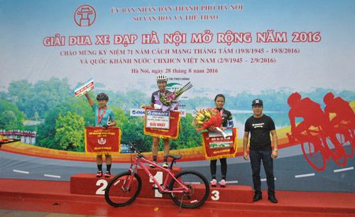 GIANT Việt Nam tài trợ giải đua xe đạp mở rộng 2016 - 6