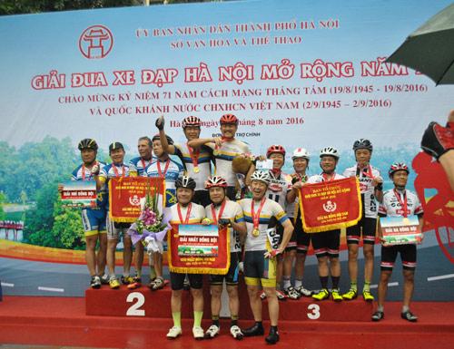GIANT Việt Nam tài trợ giải đua xe đạp mở rộng 2016 - 8
