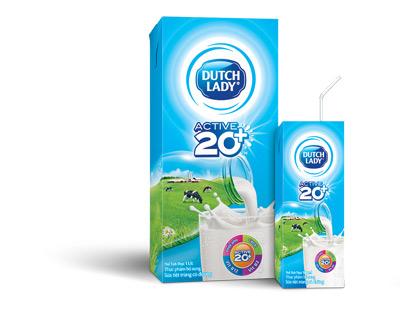 Ra mắt sữa cô gái Hà Lan Active 20+™ - Năng lượng cho cả nhà năng động - 1