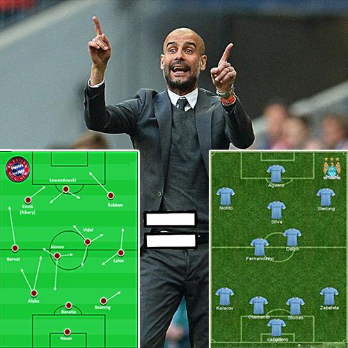 """Với Pep Guardiola, Man City là """"Bayern 2.0"""" - 1"""