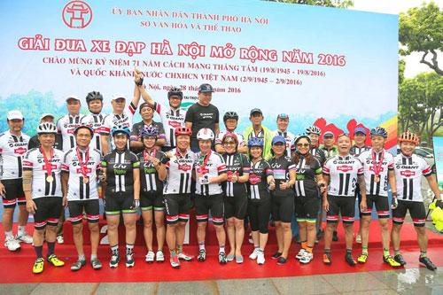 GIANT Việt Nam tài trợ giải đua xe đạp mở rộng 2016 - 9