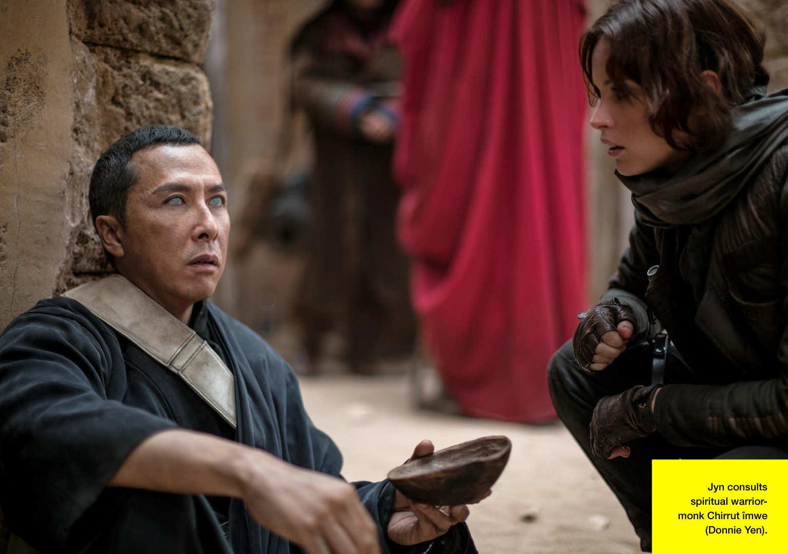 Người TQ nổi giận vì cảnh Chân Tử Đan ăn xin, mù lòa - 2
