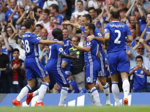 Chelsea - Conte: Đã đến lúc mơ về ngôi vô địch - 1