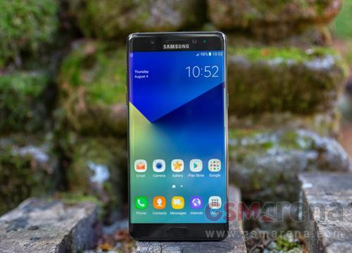 Ra mắt Galaxy Note 7 phiên bản dành cho Trung Quốc - 1